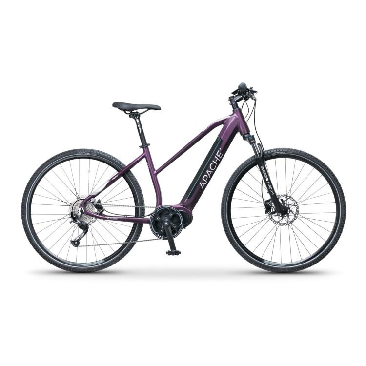 L'Apache Matta e Matto vi stupiranno per prestazioni e rapporto prezzo-qualità: sono perfette per il cicloturismo e per i lunghi viaggi in totale comfort